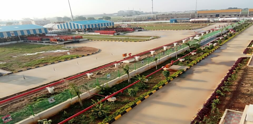 LPG Plant at Hyderabad