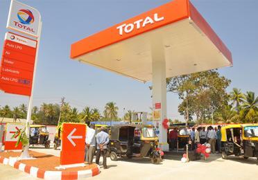 Auto LPG station in India