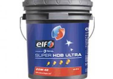 ELF SUPER HDB ULTRA 20W40