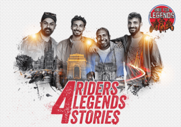 Press release - Total India Delivers Stories Of Ordinary People With Extraordinary Lives With TOTAL HI-PERF Ride For Legends Campaign