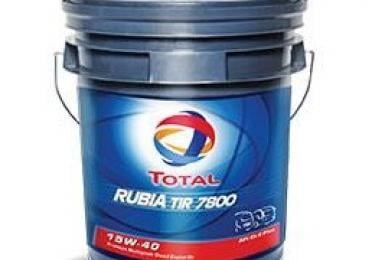 TOTAL RUBIA 7800 TT