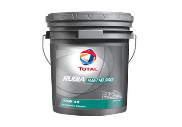 TOTAL RUBIA FLEET HD 300