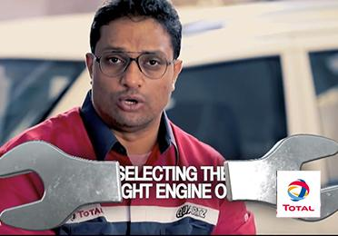 Selecting the right engine oil