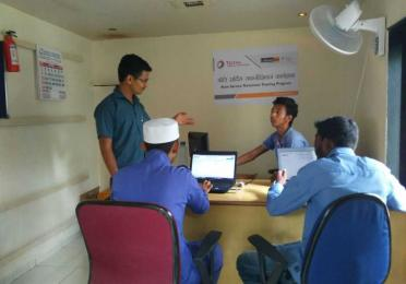 Giving Indian youth the power of sustained employment