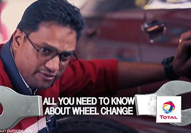 know all about car wheel change