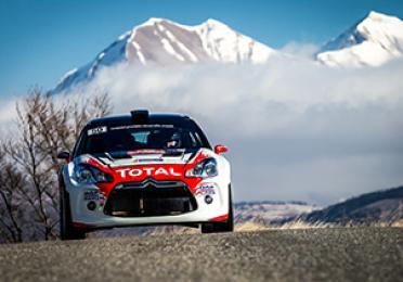 World Rally Championship - tile