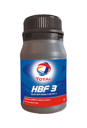 Al - Greases and Specialities - Total HBF3 Brake Fluid - Main Image
