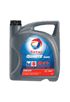 Automotive Lubricants - Cars - Our Products - QUARTZ SMC 5W30 Page img