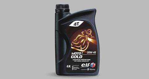 ELF MOTO ENGINE OIL