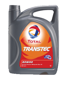 Al - Gears And Transmission Oils - Transtec 4 80W90 - Main Image