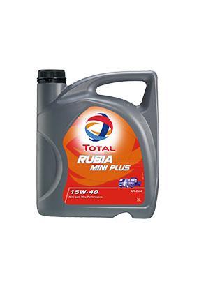 AL - Trucks - Total RUBIA MINI PLUS 15W40 Engine Oil - main image