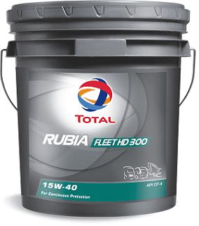 AL - Trucks - RUBIA FLEET HD 300 15W40 Engine Oil - main image