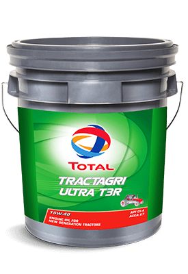 AL - Tractor - TOTAL TRACTAGRI ULTRA T3R 15W40 - Main image