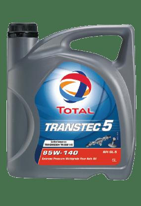 Transtec 5 85W140
