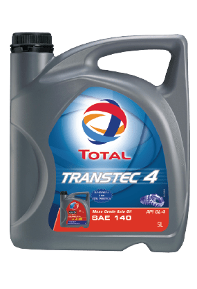 Al - Gears And Transmission Oils - Transtec 4 SAE 140 - Main Image
