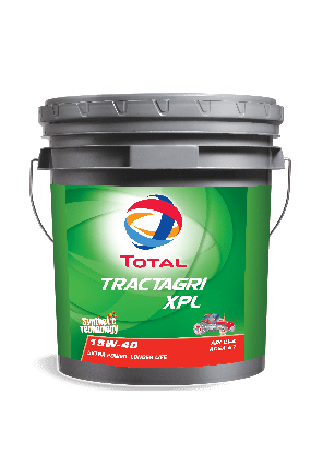 AL - Tractor - TOTAL TRACTAGRI XPL 15W40 - Main image