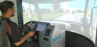 heavy vehicle simulator training
