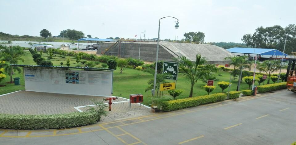 LPG Plant at Bengaluru