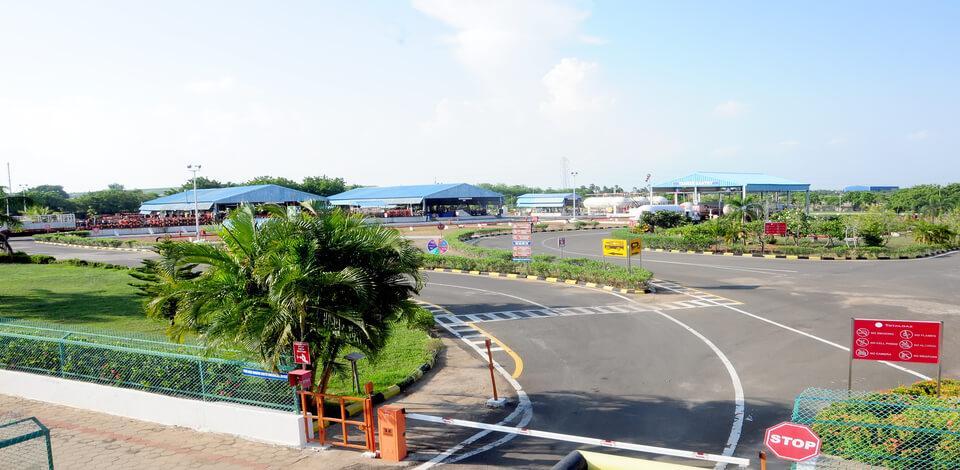 LPG Plant at Madhuranthakam