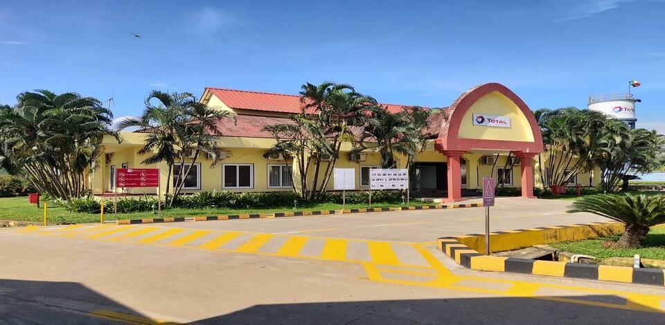 LPG Plant at Manglore