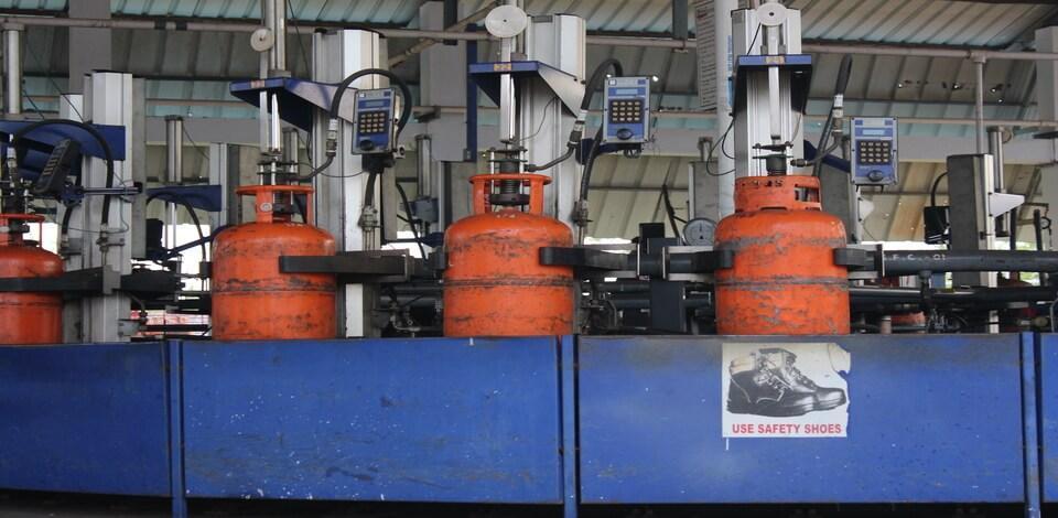 LPG Plant at Namakkal