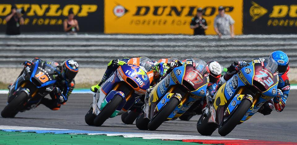 Partnerships & Motorsports - Motorsports - Moto