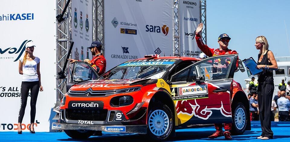 Partnerships & Motorsports - Motorsports - WRC