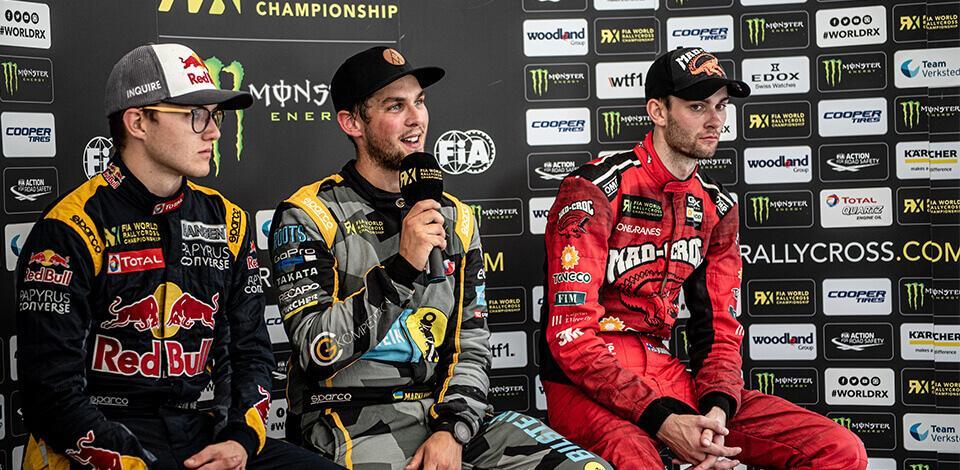 Partnerships & Motorsports - Motorsports - WRX