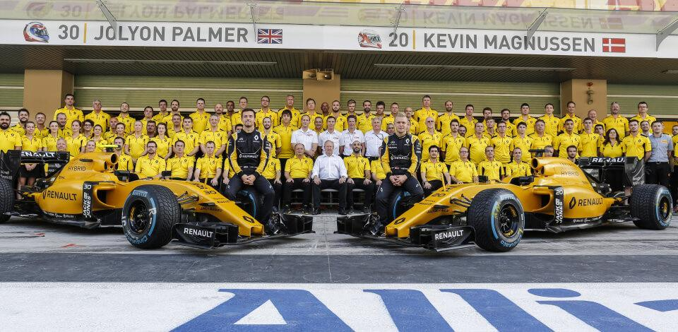 Partnerships & Motorsports - Motorsports - 50 Years of Formula 1