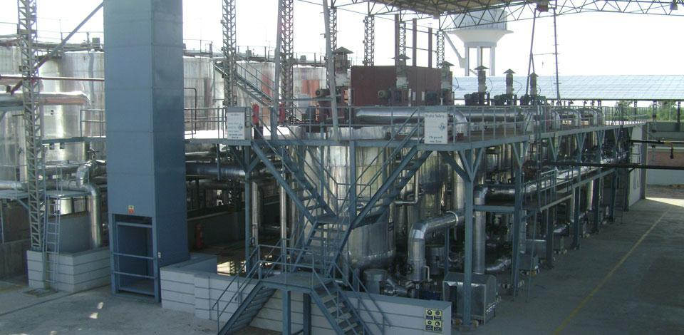Total Bitumen Infrastructure