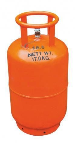 17kg cylinder