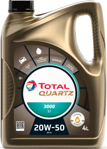 Automotive Lubricants - Cars - Our Products - QUARTZ 3000 20W50 Page img