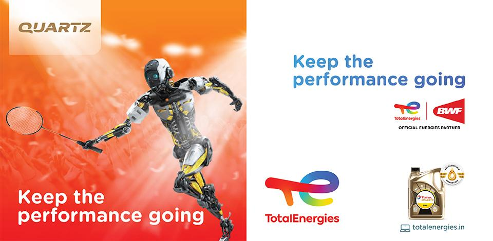 TotalEnergies has assisted BWF