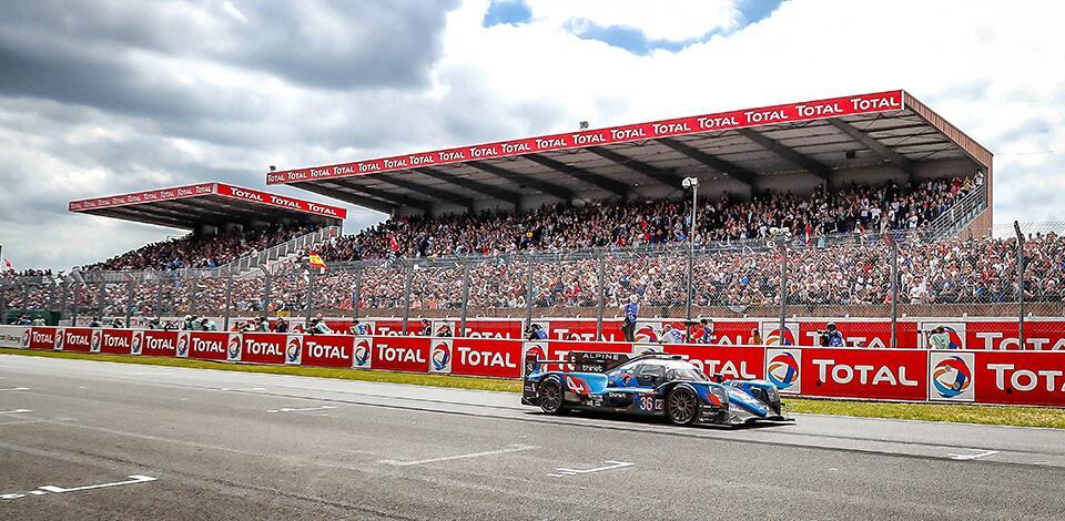 Partnerships & Motorsports - Motorsports - WEC